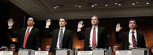 Goldman Sachs visée <br/>par une enquête criminelle<br/>