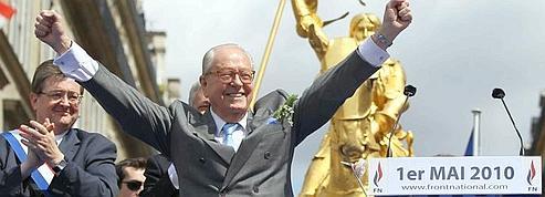le dernier 1er Mai <br/>de Jean-Marie Le Pen<br/>