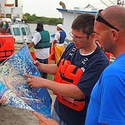 À Venice, les pêcheurs plongés dans l'angoisse