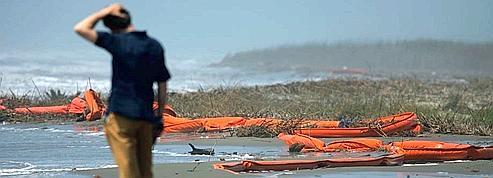 Marée noire : les Etats-Unis se mobilisent avec difficulté