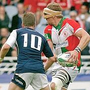 La France domine le rugby européen