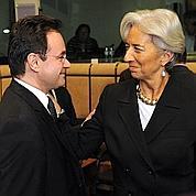 FMI et zone euro volent au secours de la Grèce