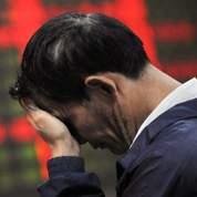 L'Asie boursière revient dans le rouge