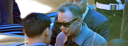 Kim Jong-il chez son allié chinois