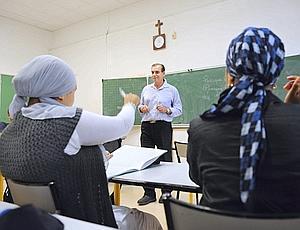 Il peut arriver que certains élèves refusent d'étudier l'histoire des Hébreux.