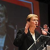 Marie-George Buffet pas candidate en 2012
