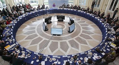 41 ministres au chevet de la négociation sur le climat