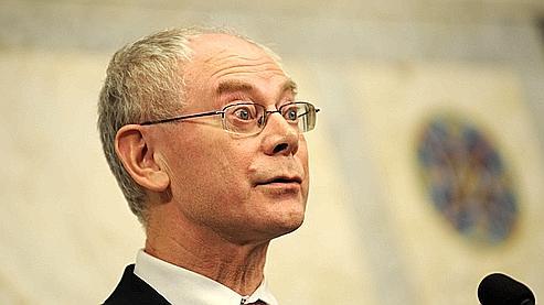 Herman Van Rompuy assure que Nicolas Sarkozy l'a poussé à accepter son poste.
