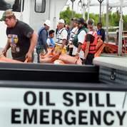 Marée noire : la facture grimpe pour BP