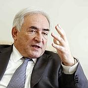 DSK : «pas de risque réel» de contagion