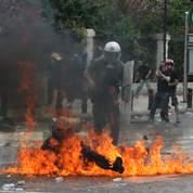Grèce : la grève dégénère, trois morts