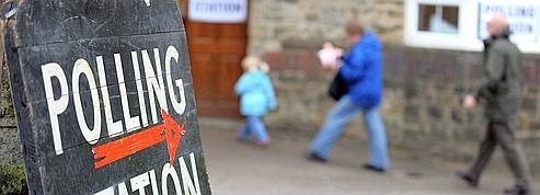 Élections en Grande-Bretagne : la participation s'annonce forte