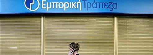 Les banques françaises très exposées à la dette grecque