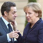 Merkel et Sarkozy veulent sauver l'euro