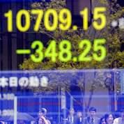 Le Nikkei suit la tendance baissière