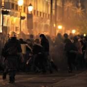 Regain de tension en Grèce