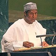 Le président nigérian Yar'Abua est décédé
