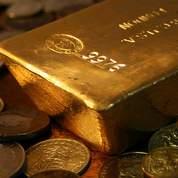 L'or, seul rescapé de la panique boursière
