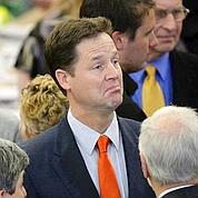 Cuisant revers pour Nick Clegg