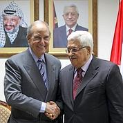 Début des pourparlers israélo-palestiniens