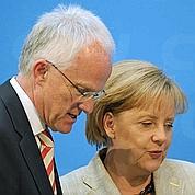 Merkel contrainte de revoir sa politique