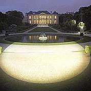Le Musée Rodin, de nuit © Musée Rodin, Paris