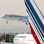 Mois d'avril chaotique pour Air France