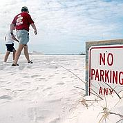 La Floride ne veut pas voir son sable noirci