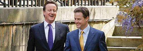 David Cameron nouveau premier ministre britannique