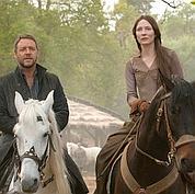 Robin des Bois: Cate Blanchett, Marianne de grand chemin