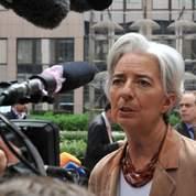 Lagarde : la«réponse excessive» des marchés