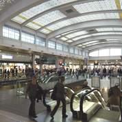 Les gares, rivales des centres commerciaux