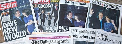 La presse britannique souligne les difficultés qui attendent Cameron
