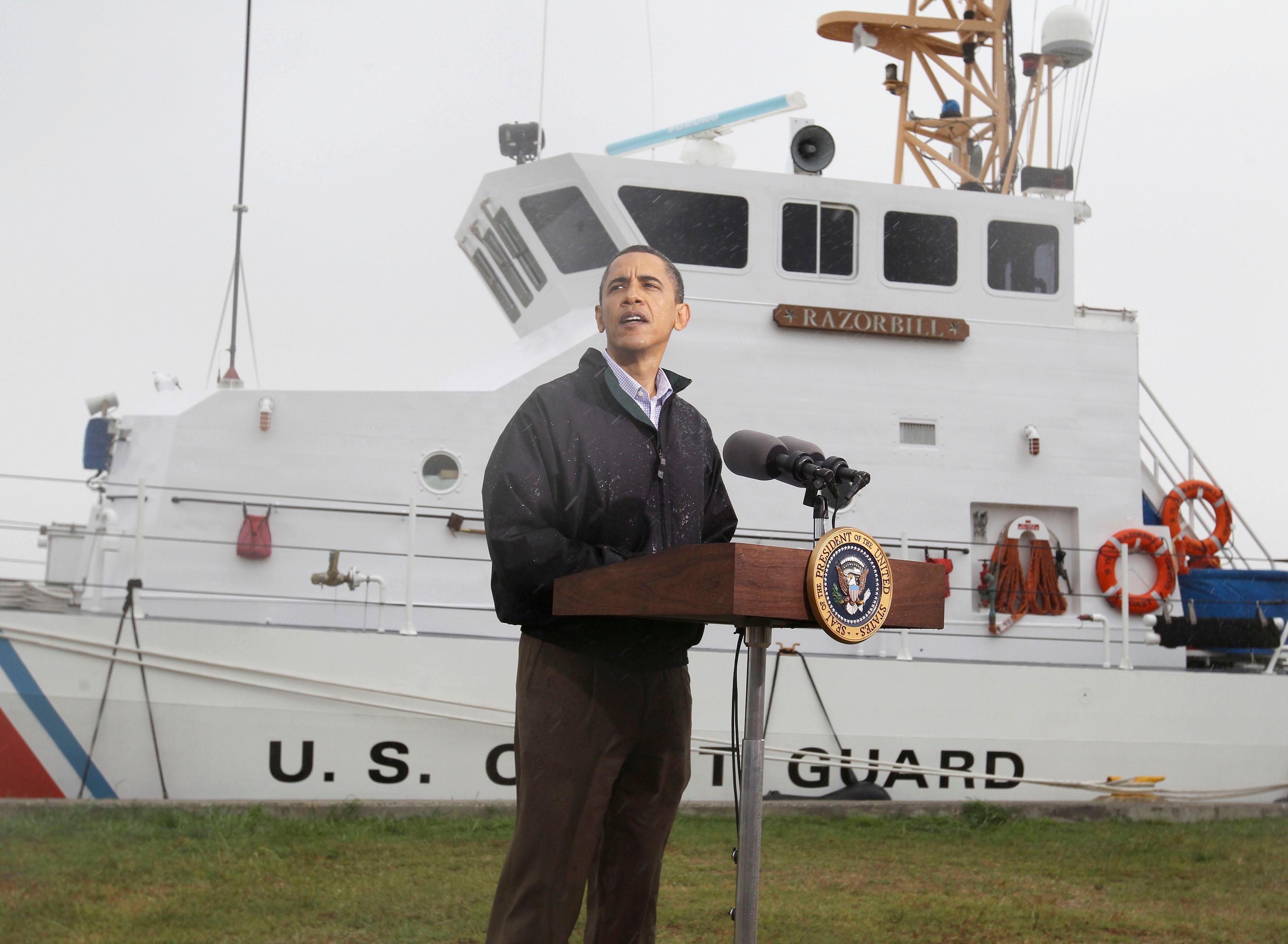 Obama recule face au lobby pétrolier