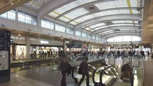 La gare de l'Est à Paris. crédit: Gare et Connexions