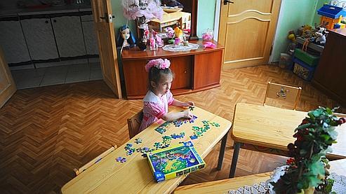 Les orphelins russes ont peu d'espoirs d'adoption