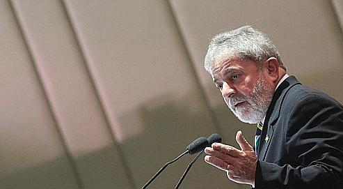 Lula en Iran pour la mission de la «dernière chance»
