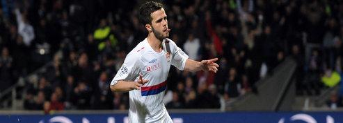 Lyon termine dauphin de la Ligue 1