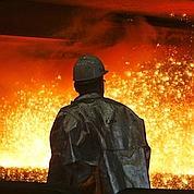 Les prix de l'acier s'envolent de 40%