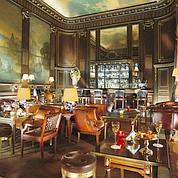 Le Bar 228 du Meurice (Photo : Guillaume de Laubier)