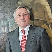 Sander, président du Crédit agricole