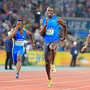 L'indétrônable Usain Bolt