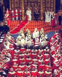 Le gouvernement britannique d voile un programme commun - Chambre des lords angleterre ...