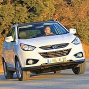 Hyundai ix35, sérieux héritier du Tucson