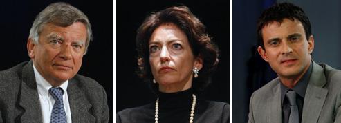 Retraites: les députés PS face au cas DSK