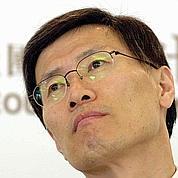 Le joueur nord-coréen