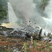 Catastrophe aérienne en Inde