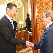 Les promesses du Syrien el-Assad à Kouchner