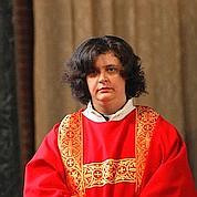 Une femme ordonnée prêtre à Rome