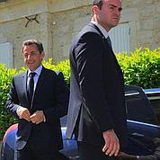 Sécurité : Sarkozy en première ligne
